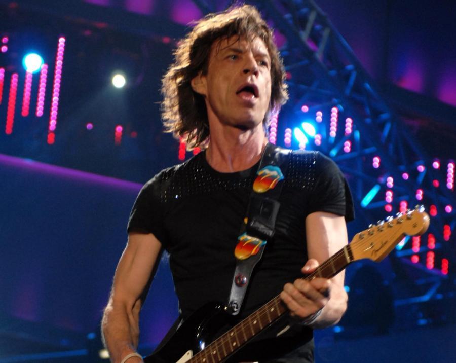 Szalone życie Micka Jaggera w księgarniach