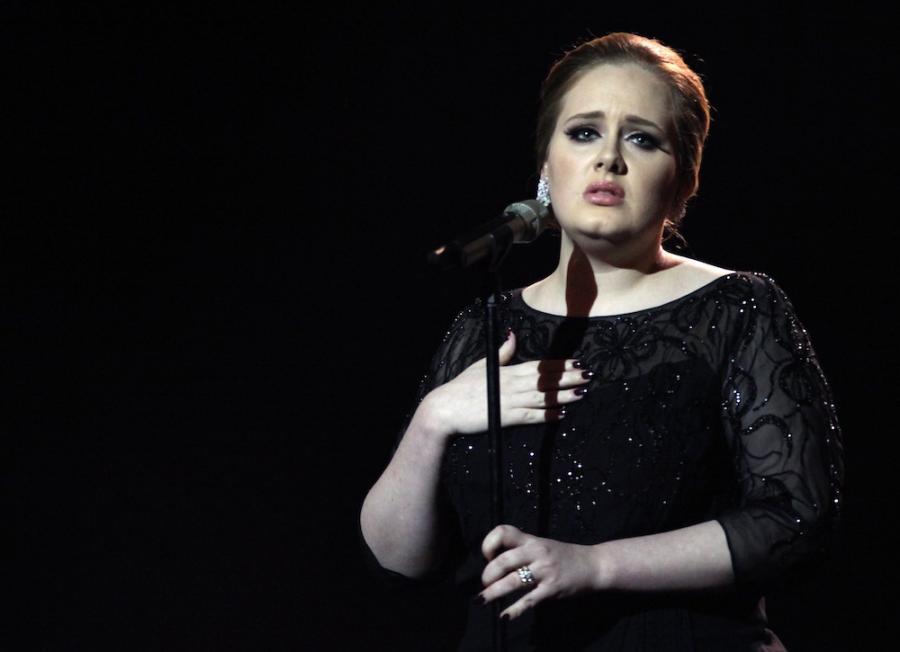 Adele w dwa miesiące diamentowa w Ameryce