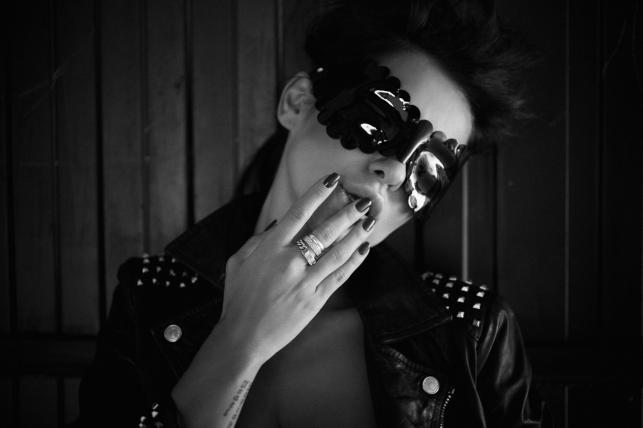 Natalia Siwiec na zmysłowych zdjęciach z albumu Robby'ego Cyrona