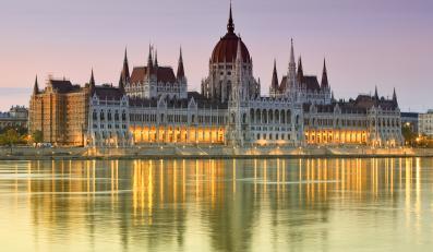 Gmach parlamentu w Budapeszcie