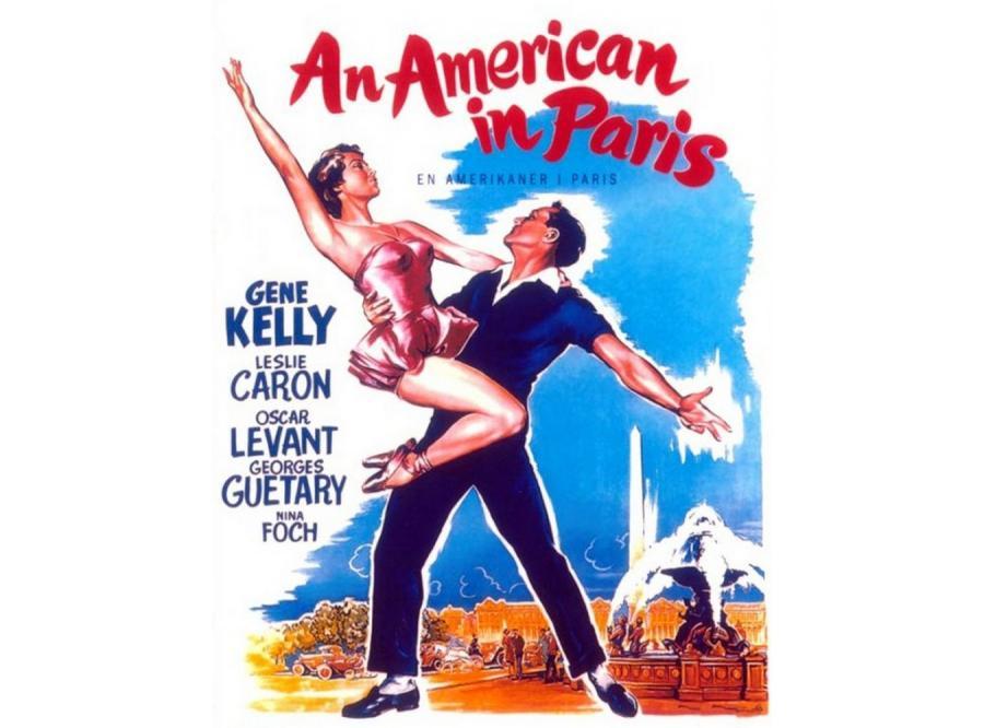 Amerykanin w Paryżu