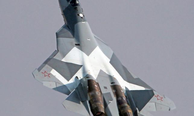 Bezkonkurencyjnie szybki… T-50 pobił rekord wznoszenia