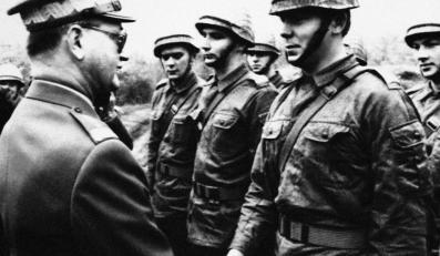 Stan wojenny na archiwalnych zdjęciach