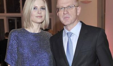 Anna Szarek i Ludwik Sobolewski