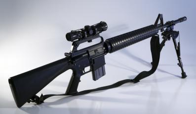 Najpopularniejsza broń w USA