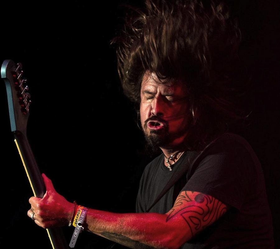 Dave Grohl –były perkusista Nirvany zapowiada nową płytę