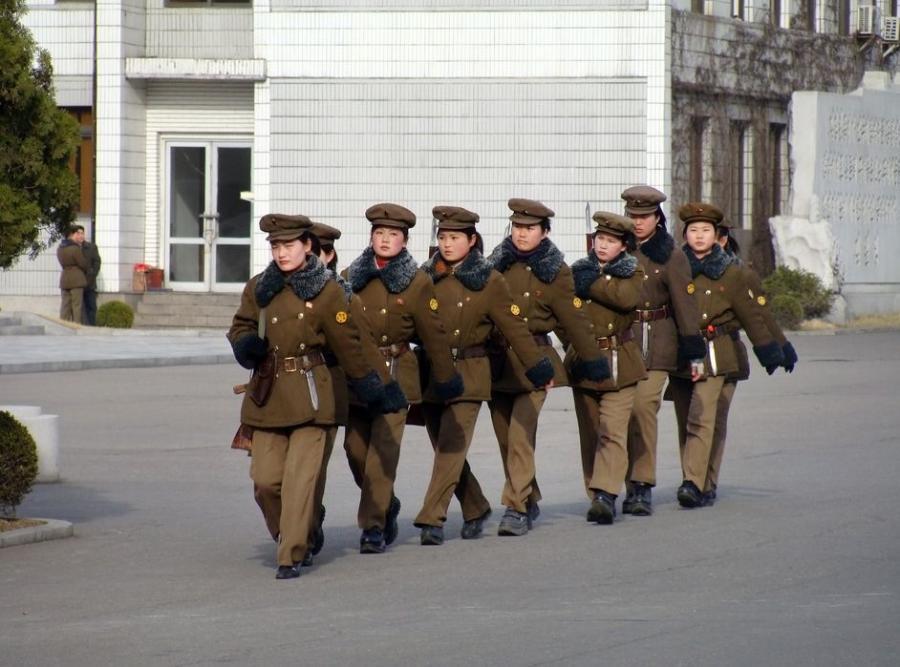 Oddział północnokoreańskich \