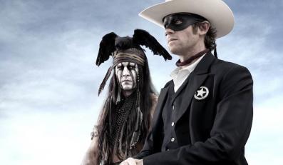 """""""Jeździec znikąd"""" –Johnny Depp i Armie Hammer"""