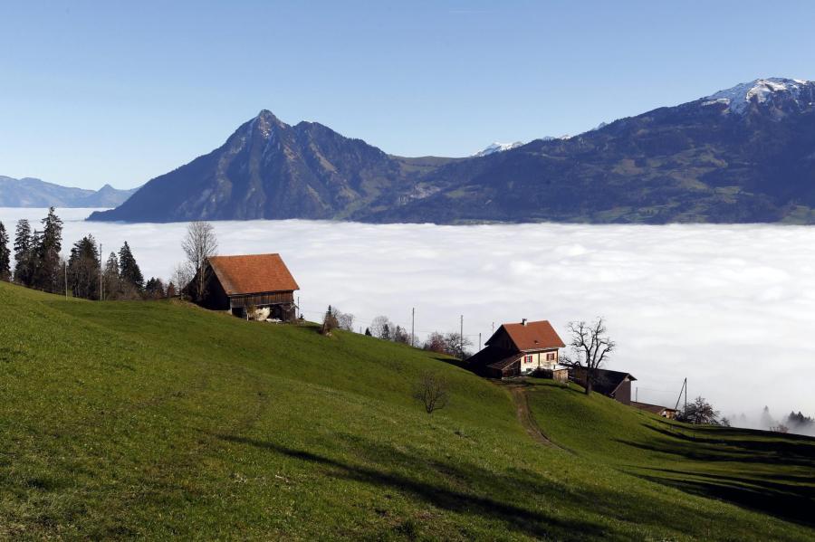 Szwajcarskie widoki