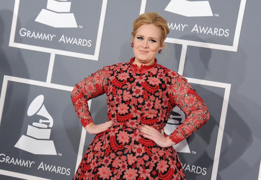 Adele nie ma o czym śpiewać