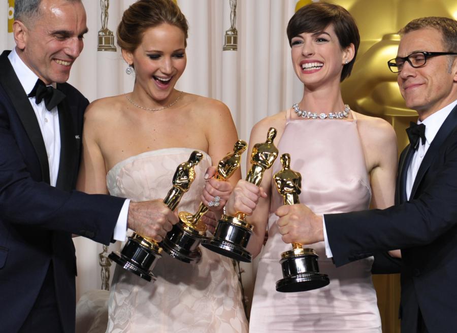 Zdobywcy Oscarów
