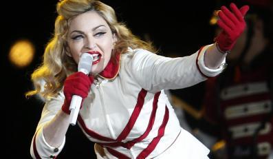 1. Madonna –34.6 milionów dolarów