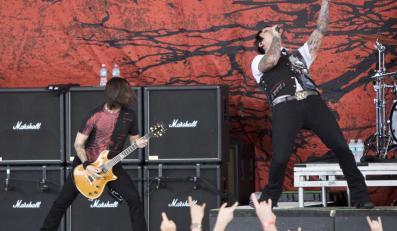 Papa Roach gwiazdą Orange Warsaw Festival