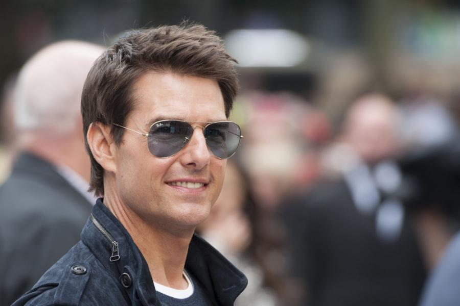 Tom Cruise zagra w \