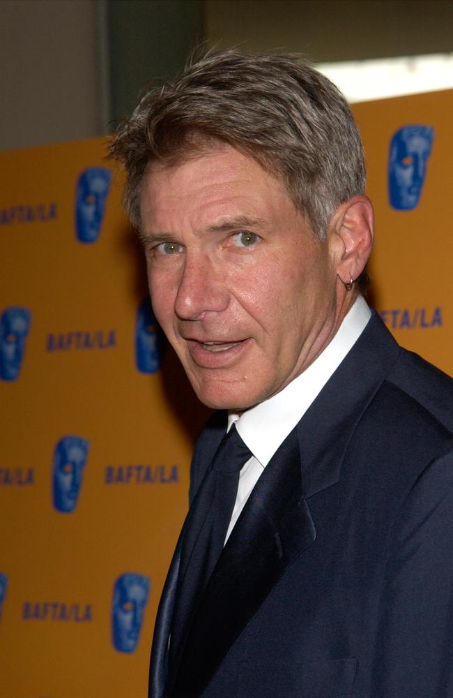 Harrison Ford skupi się na myśleniu