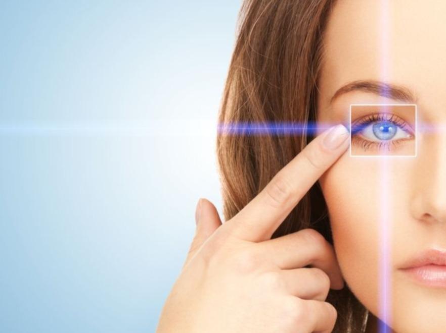 Skóra wokół oczu