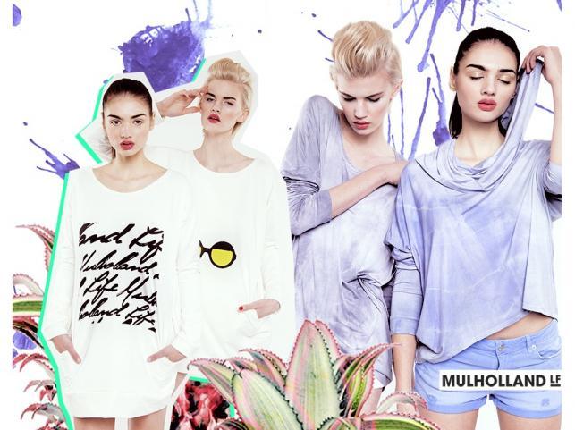 Mulholland Life - kolekcja wiosna/lato 2013