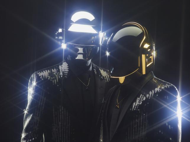 Kaski Daft Punk to nie chwyt marketingowy