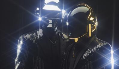 Kaski Daft Punk to nie chwyt marketingowy