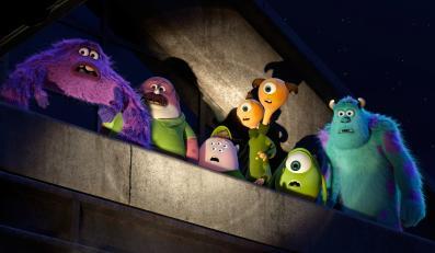 """""""Uniwersytet potworny"""" na szczycie amerykańskiego box office"""