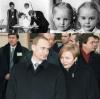 Ludmiła i Władimir Putin z córkami
