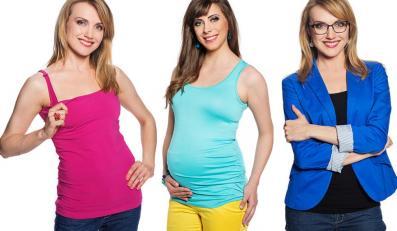 Odzież ciążowa My Tummy - kolekcja lato 2013