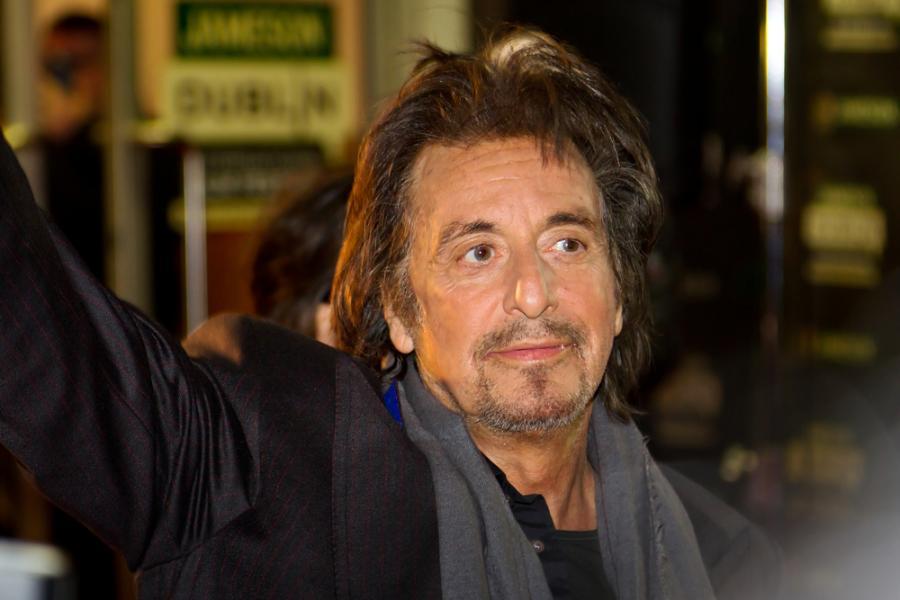 Al Pacino prawie na dnie