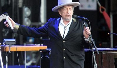 Bob Dylan zupełnie nierozpoznany