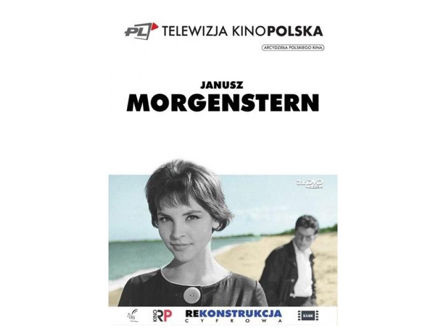 Kolekcja Janusza Morgensterna na DVD