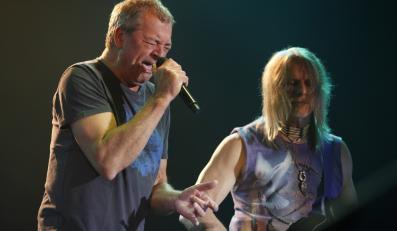 "Deep Purple wyda ""Perfect Strangers Live"""