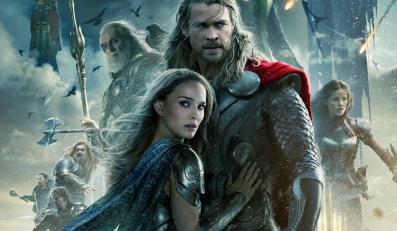 """""""Thor: Mroczny świat"""" w kinach od 8 listopada"""