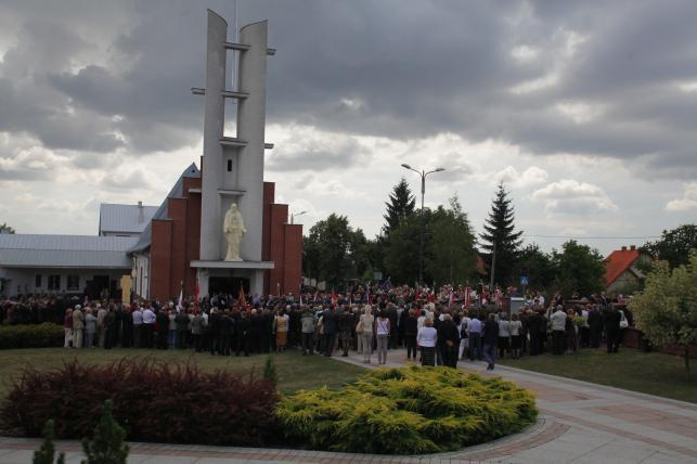 Kościół w Busku Zdroju