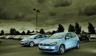 """Volkswagen golf - najlepszy samochód używany 2013 roku w opinii magazynu """"What Car?"""""""