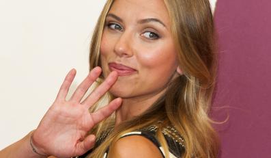 Scarlett Johansson znów najseksowniejsza na świecie