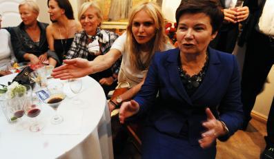 Monika Olejnik, Hanna Gronkiewicz-Waltz
