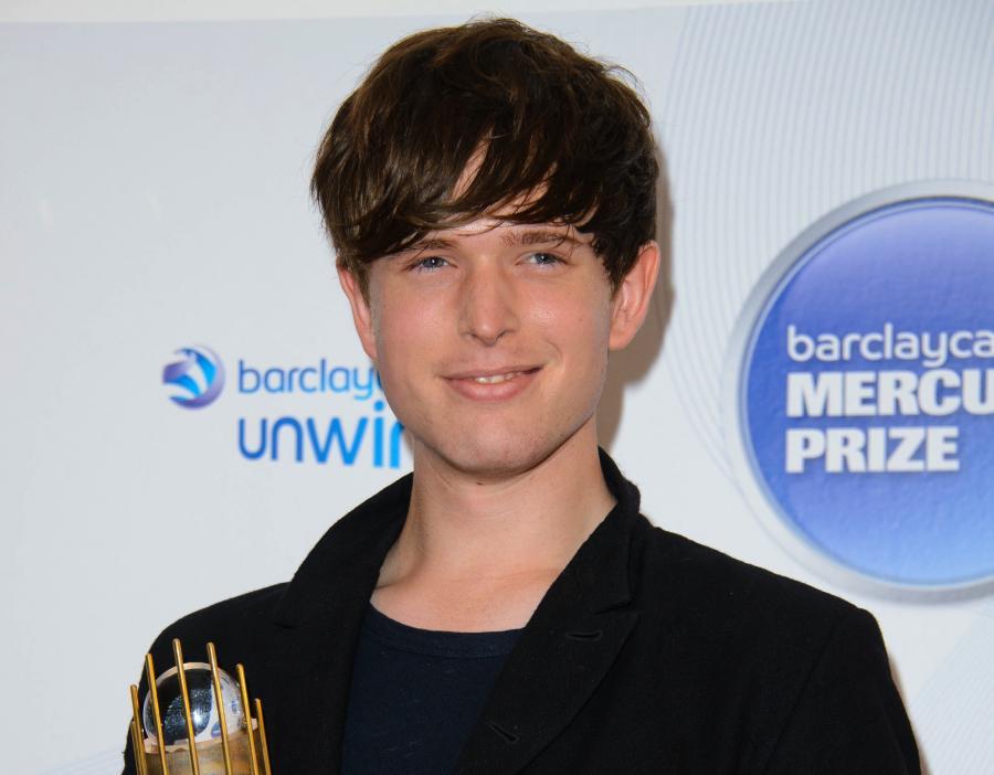 James Blake zdobywa prestiżowe Mercury Prize
