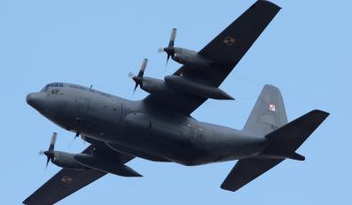 Samolot C130 Hercules