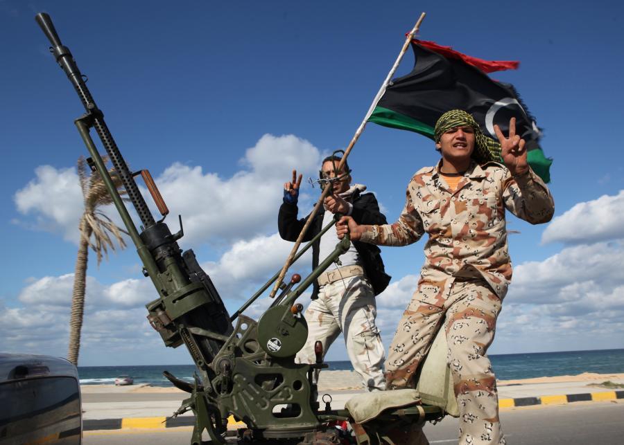Libia: bojówkarze na ulicach Trypolisu