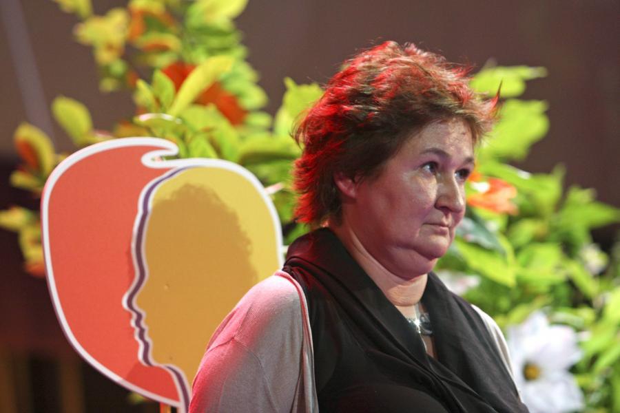 Prof. Magdalena Środa, członkini Rady Programowej Kongresu Kobiet