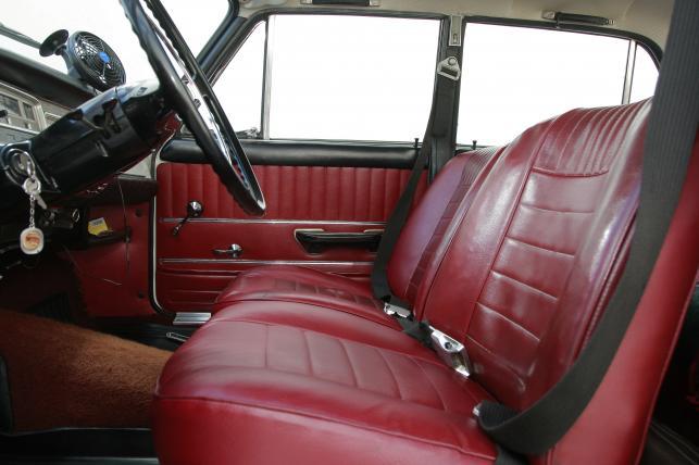 Fiat 125p rocznik 1968
