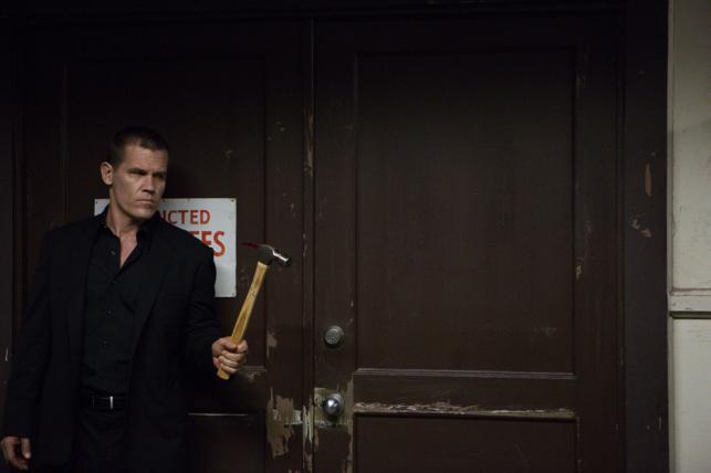 """Josh Brolin w filmie """"Oldboy. Zemsta jest cierpliwa"""""""
