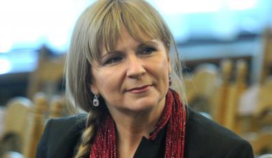 Posłanka PiS Małgorzata Gosiewska