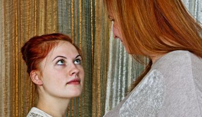 Wysoka kobieta mniej zagrożona zawałem niż niska