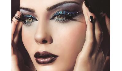 Makijaż na Sylwestra 2013 od Golden Rose