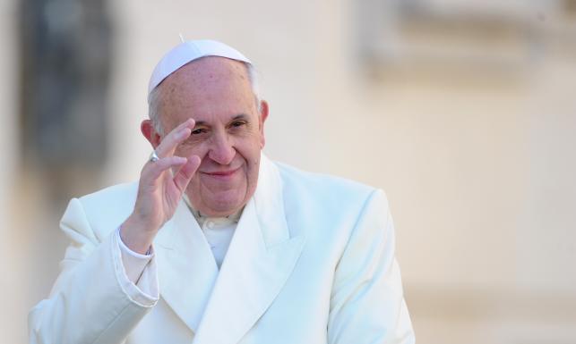 Papież Franciszek ikoną stylu? Oto \