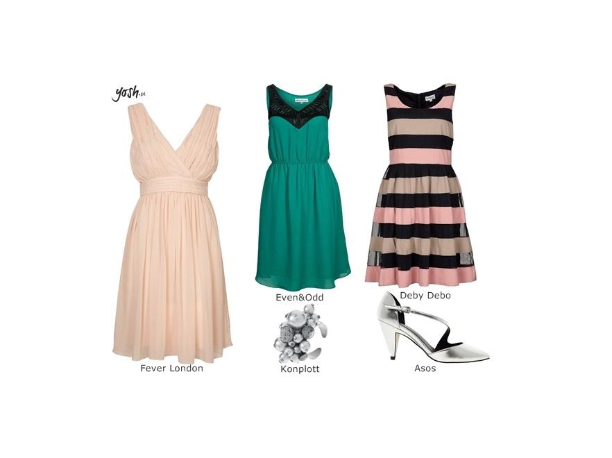 Sukienki na studniówkę 2014