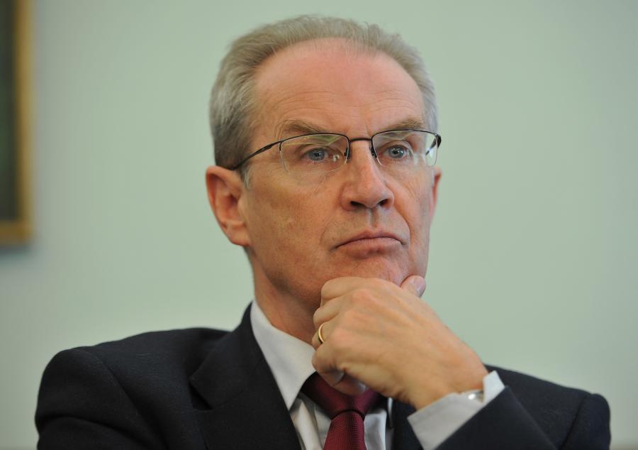 Jeremi Mordasewicz - doradca zarządu konfederacji pracodawców Lewiatan