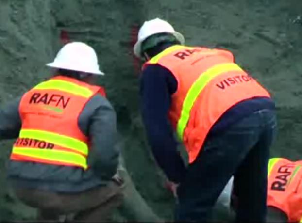 Szczątki mamuta odkryto na placu budowy w Seattle