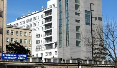 Centralny Szpital Kliniczny MSW