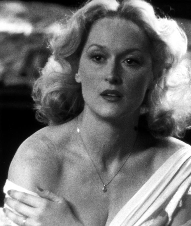 """Meryl Streep w filmie """"Wybór Zofii"""""""